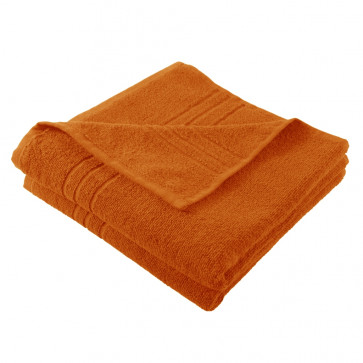 Badetuch SoliDe orange 100 x 150 cm