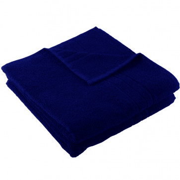 Massagetuch SoliDe marineblau 100 x 220 cm