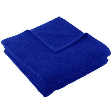 Massagetuch SoliDe royalblau 100 x 220 cm