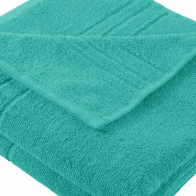 Badetuch 100x150cm SoliDe® 440gr/m² Farbe mint