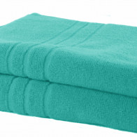 Handtuch 50x100cm SoliDe® 420gr/m² Farbe mint