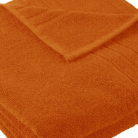 Massagetuch 100x220cm SoliDe® 440gr/m² Farbe orange