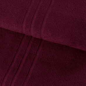 Kompressentuch 30x50cm SoliDe® 420gr/m² Farbe bordo