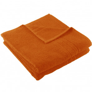 Massagetuch SoliDe orange 100 x 220 cm