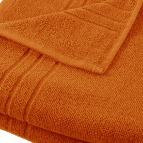 Saunatuch 80x220cm SoliDe® 440gr/m² Farbe orange
